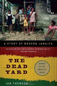 Dead Yard Jamaican Books Fiction and Non Fiction at Rasta Gear Shop Merchandise and Clothing since 2002