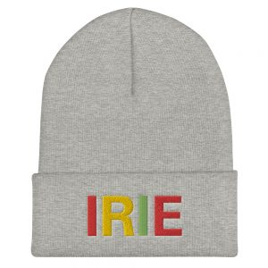 Irie Beanie turbo acrylic at Rastagearshop Merchandise and Clothing